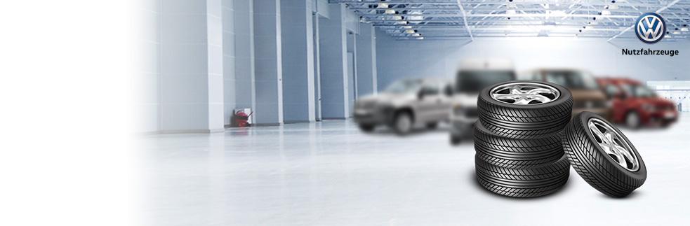Radsätze von Volkswagen