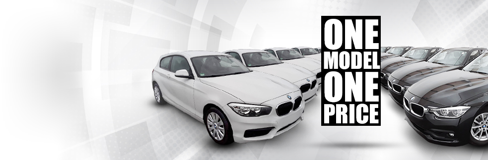 Special auction from BMW Mannheim