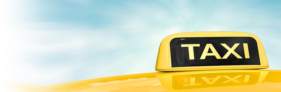 Taxi, taxi!