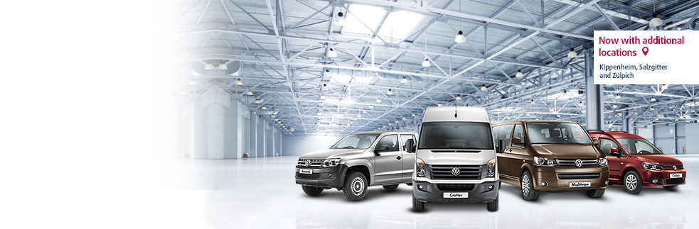 Attractive commercial vehicles? We have them every week!
