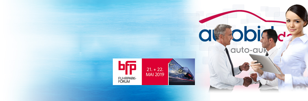 We'll be there – 18th bfp Fuhrpark-FORUM!