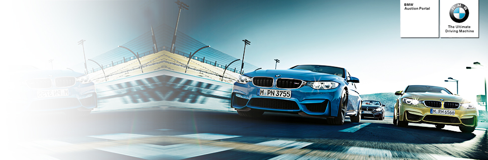 The great BMW 3-days-race!